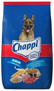 Chappi Adult Dry Dog Food