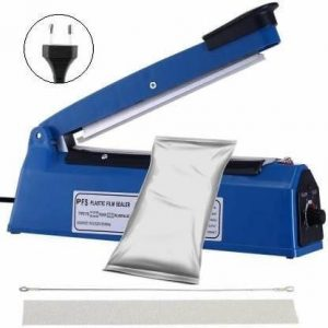 Corslet Hand Table Top Pouch Plastic Packaging Machines