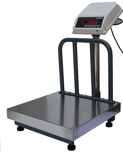 Delmer Electronic Weighing Scale Bench