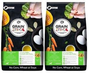 Grain Zero Adult Dry Dog Food