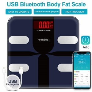 HESLEY body fat scale