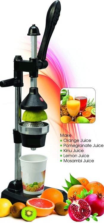 HKUTOTECH Aluminium Hand Press Citrus Juicer