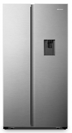 Hisense 566 L Frost-Free Side-By-Side Refrigerator