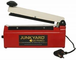 JUNKYARD heat sealing machine
