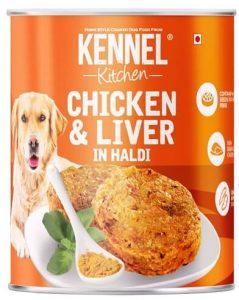 Kennel Kitchen Wet Dog Food