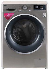 LG 9 kg Inverter FullyAutomatic Front Loading Washing Machine