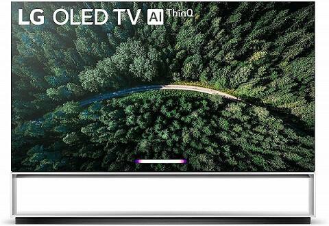 LG SIGNATURE OLED88Z9PUA Alexa tv