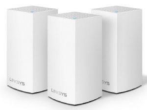 Linksys wifi system