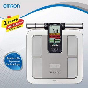 Omron body compost monitor