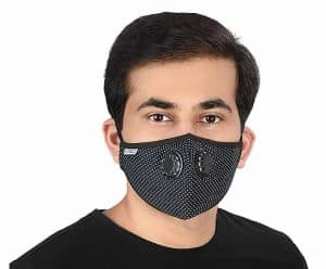 Onroad Co Reusable Anti Pollution Mask