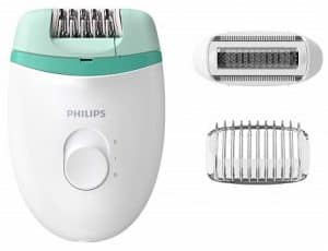 Philips Satinelle Essential Corded Compact Epilator