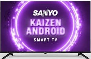 Sanyo 108 cm 43 inches smart led tv