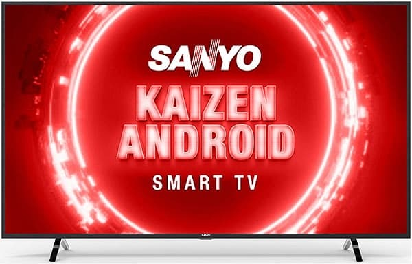 Sanyo 55inch led tv