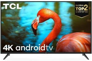 TCL 108 cm (43 inches) led tv