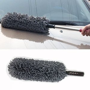 VRT Microfiber Retractable Type Round Car Cleaning Duster