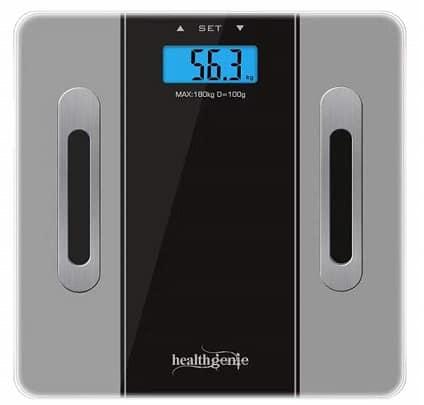healthgenie body fat anaylyser