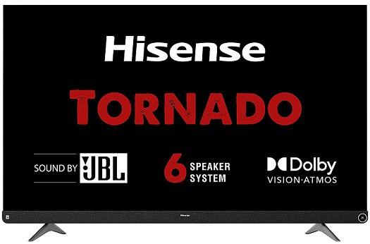 hisense inch led tv