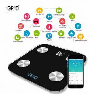 iGRiD body scale monitor