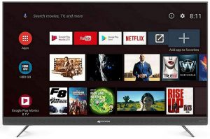 micromax 55 inch led tv