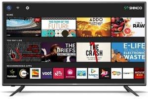 shinco 49 inch smart led tv