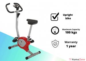 Powermax BU-200 Exercise Bike