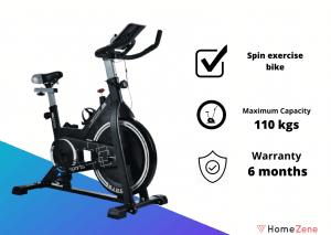 Fitkit FK717 Exercise Bike