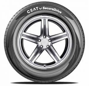 Ceat SecuraDrive 21560 R16 95H Tubeless Car Tyre