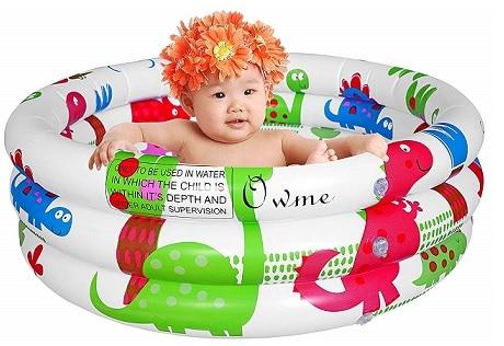 Keekos Baby Pool Bath
