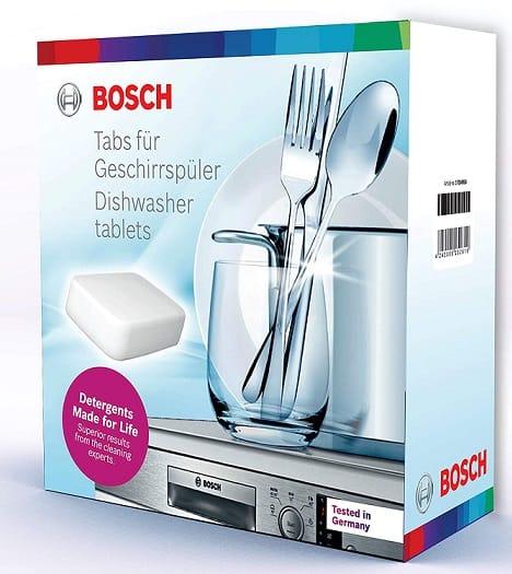 Bosch Dishwasher Tablets
