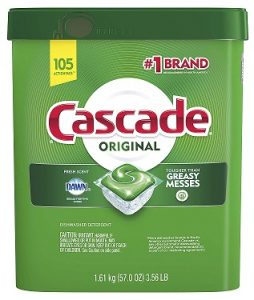 Cascade tablet