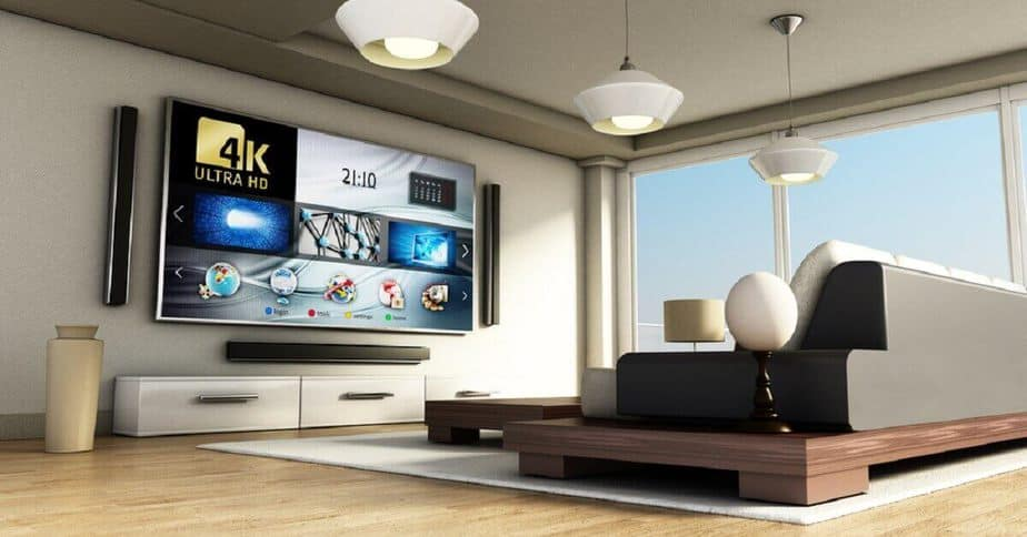 75 inch TV