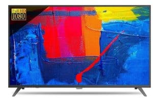 CloudWalker 124 cm andriod tv