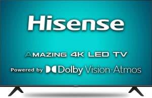Hisense 4k Ultra Hd TV