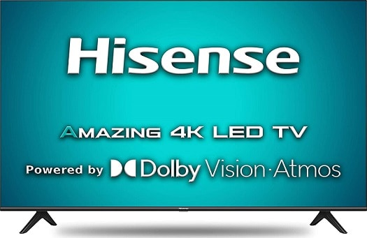 Hisense Smart Certified Android LED TV