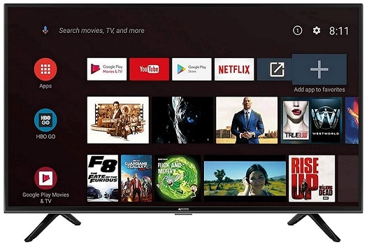 Micromax Android Smart LED TV