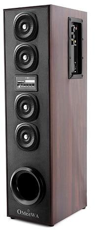 Omeewa tower speaker