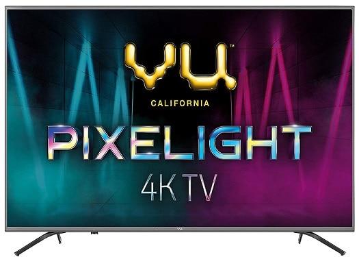 Vu Pixelight Series 75-inch tv