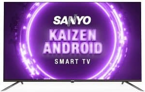 sanyo andriod led tv
