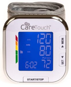 Care Touch Wrist bp monitor