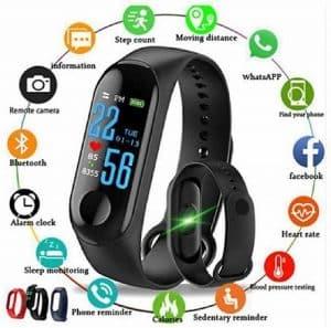 SHOPTOSHOP Smart Band Fitness Tracker