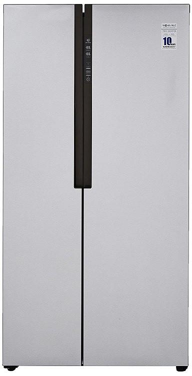 Haier Side-by-Side Door Refrigerator