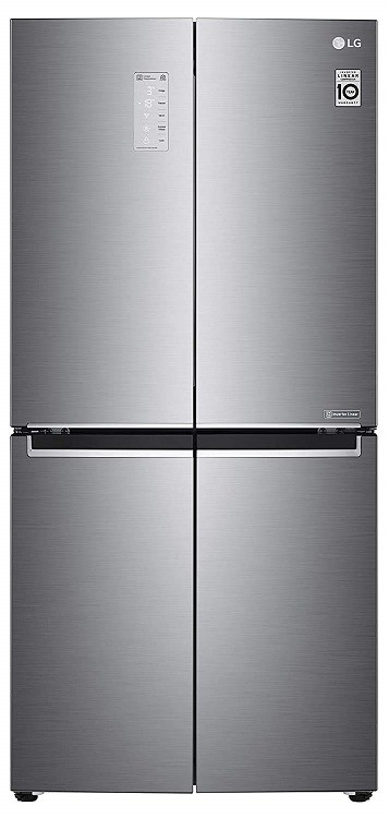 LG Frost-Free Side-By-Side Refrigerator
