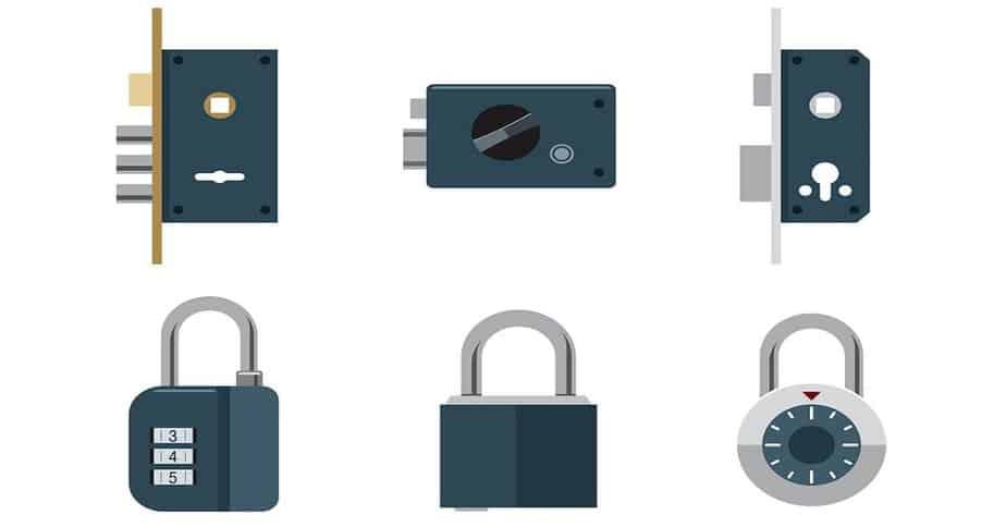 Door Locks Types