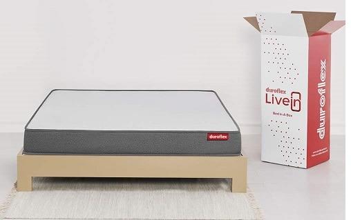 Duroflex Livein mattress