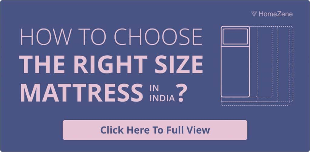 Mattress Size Chart Small