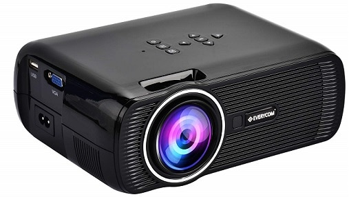Everycom X7  LED Projector