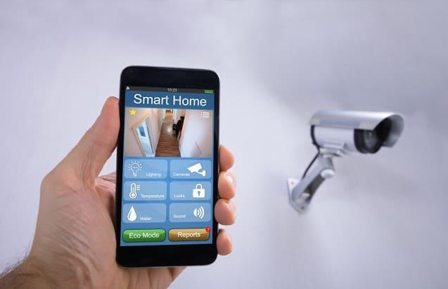 smart wireless caamera