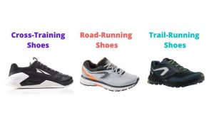 Type of Running Shoes
