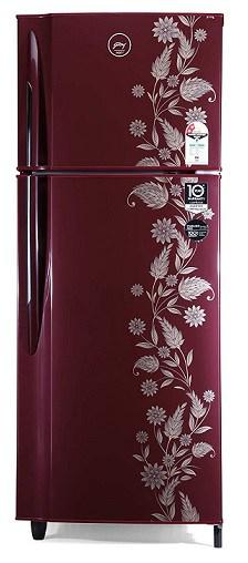 Godrej 236 L 2 Star Inverter Double Door Refrigerator