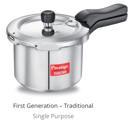 First Generation - Traditional